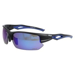 FILA(フィラ) FILA-FLS 4004-BLK FLS 4004-3 スポーツアクセサリー サングラス MATTE BLACK/BLUE/SMOKE/BLUE MIRROR セール|スポーツオーソリティ PayPayモール店