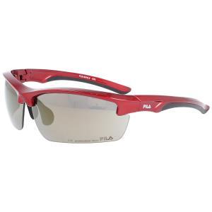 FILA(フィラ) FILA-FLS 4010-RED FLS 4010-2 スポーツアクセサリー サングラス SHINY METALLIC RED/BLACK/SMOKE/GOLD MIRROR セール|スポーツオーソリティ PayPayモール店