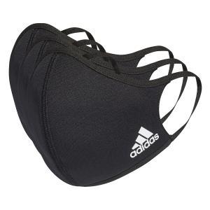 adidas アディダス フェイスカバー 3枚組(M/L) / Face Covers M/L 3-Pack KOH81 H08837 スポーツアクセサリー 雑貨 ブラック NSの画像