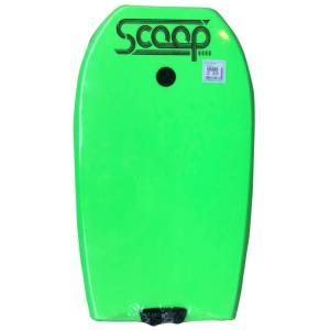Hydro(ハイドロ) SCOOP BODYBOARD 27 SCOOP BODYBOARD 27 サマー レジャー ボディボード GREEN 27インチ|スポーツオーソリティ PayPayモール店