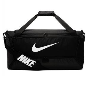 ☆ 名入れ 刺繍 OK ナイキ ボストンバッグ スポーツバッグ ダッフルバッグ ブラジリア ダッフル M BA5955|sportsbeans
