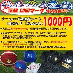Team LOGO ロゴマーク加工ご希望の方専用ページ チームロゴ 圧着シート ウェア ボール バッグ LOGO1000|sportsbeans