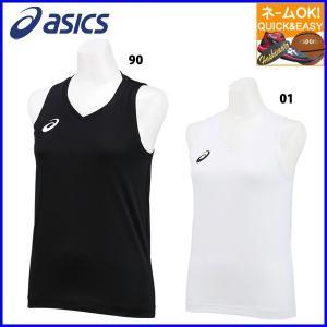 ○ 名入れ OK アシックス ジュニア スポーツウェア インナー プラクティスシャツ JRノースリーブシャツ XA6236 sportsbeans