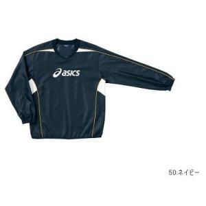 ウオームアップシャツLS アシックス XW6218 展示会限定 長袖シャツ 現品限り sportsguide