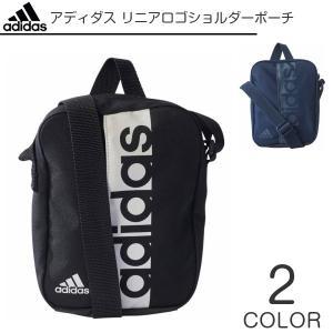 [お取り寄せ] アディダス リニアロゴショルダーポーチ [BVB34][全2色]|sportshoprio