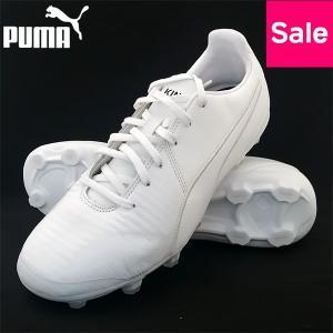 プーマ キング プロ CC HG [プーマホワイト]|sportshoprio