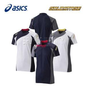 アシックス ゴールドステージ ベースボールコンディショニングシャツ BAF510 sportsinfinity