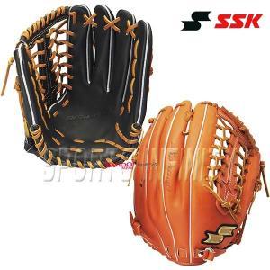 エスエスケイ 軟式用野球グローブ 外野手用 軟式プロエッジ PEN57617|sportsinfinity