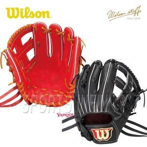ウィルソン 軟式用グローブ 内野手用 Wilson Staff サイズ6|sportsinfinity