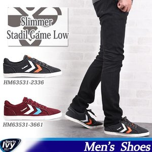 ヒュンメル Slimmer Stadil Game Low HM63531-2336/3661 HUMMEL スニーカー SALE |sportsivy