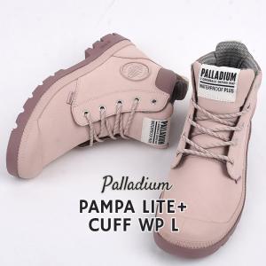 パラディウム palladium スニーカー レディース カジュアル シューズ ファッション ストリート PAMPA LITE+ CUFF WP L 76464 612|sportsivy