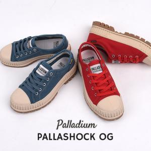 パラディウム palladium スニーカー レディース カジュアル シューズ ファッション ストリート PALLASHOCK OG  76680 448 607|sportsivy