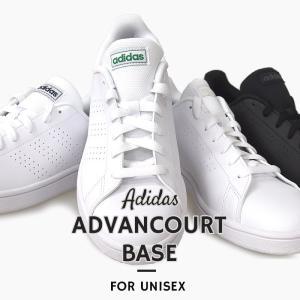アディダス adidas レディース メンズ スニーカー シューズ 靴 ADVANCOURT BAS...
