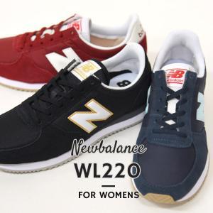 newbalanceニューバランス WL220 RG/RN|sportsivy