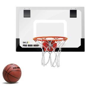 スキルズ SKLZ バスケット設備用品  バスケットボール 室内用ゴール ミニサイズ ドア掛タイプ PRO MINI HOOP 004015|sportsjapan