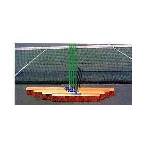 BRIDGESTONE(ブリヂストン)スタンダード型コートブラシ1個10-3831KPI+|sportsjapan