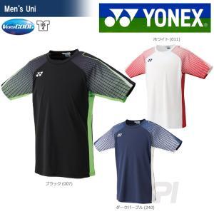 バドミントン ウェア ユニセックス  ヨネックス YONEX シャツ 10217 2017FW 2017新製品|sportsjapan