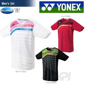 バドミントン ウェア ユニセックス  ヨネックス YONEX シャツ 10218 2017FW 2017新製品|sportsjapan