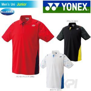 YONEX ヨネックス 「JUNIOR ジュニア ポロシャツ 10221J」ウェア「2017FW」[ポスト投函便対応]『即日出荷』|sportsjapan