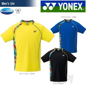 「2017新製品」YONEX ヨネックス 「Uni ユニ シャツ フィットスタイル  10223」ウェア「2017FW」|sportsjapan
