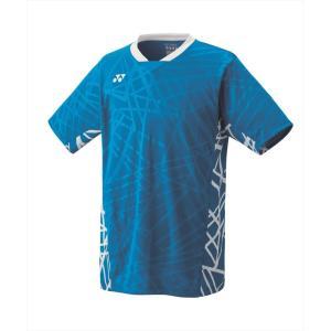 ヨネックス YONEX テニスウェア メンズ ゲームシャツ 10238-506 2018FW|sportsjapan