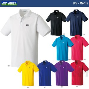 YONEX ヨネックス 「Uni ポロシャツ 10300」ウェア[ポスト投函便対応]|sportsjapan