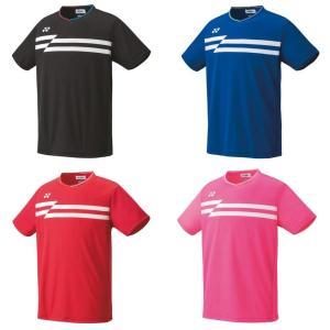 ポスト投函便【送料無料】ヨネックス YONEX ソフトテニスウェア メンズ ゲームシャツ フィットスタイル  10353 2020SS [ポスト投函便対応] sportsjapan