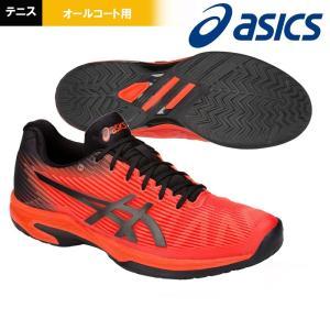 アシックス asics テニスシューズ メンズ SOLUTION SPEED FF  ソリューションスピード FF 1041A003-808 オールコート用|sportsjapan