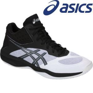 アシックス asics バレーボールシューズ  NETBURNER BALLISTIC FF MT 1051A003-100|sportsjapan