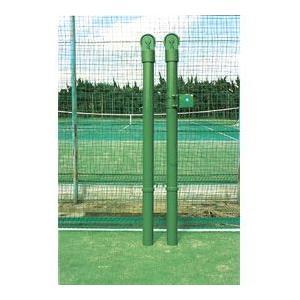 BRIDGESTONE(ブリヂストン)スタンダード型テニスポスト(ステンレス)11-9510KPI+|sportsjapan