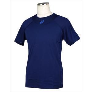テニスウェア メンズ アシックス asics ATHLETE COOLING TOP ゲームシャツ 142327-8052 2017SS 即日出荷 2017新製品 sportsjapan