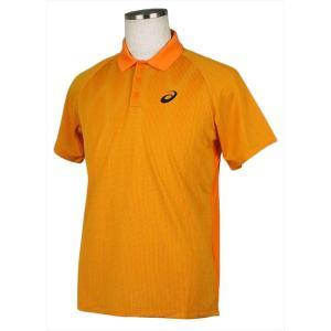『即日出荷』asics アシックス 「メンズ CLUB GPX POLO ポロシャツ 142332-0524」テニスウェア「2017SS」|sportsjapan