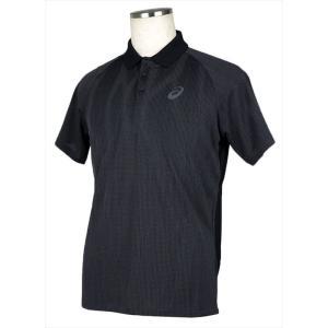『即日出荷』asics アシックス 「メンズ CLUB GPX POLO ポロシャツ 142332-0904」テニスウェア「2017SS」|sportsjapan