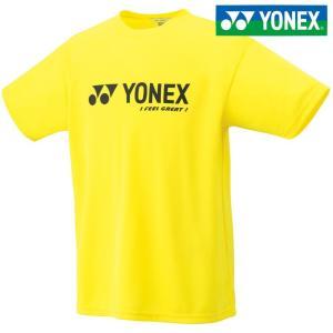ヨネックス YONEX テニスウェア ジュニア ユニジュニアベリークールTシャツ 16201J-279 2018SS|sportsjapan