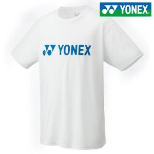 ヨネックス YONEX テニスウェア ジュニア ジュニアドライTシャツ 16321J-011 2018SS|sportsjapan