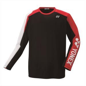 ヨネックス YONEX テニスウェア ユニセックス ロングスリーブTシャツ 16359-007 2018FW|sportsjapan