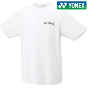 ヨネックス YONEX テニスウェア ユニセックス ユニドライTシャツ 16400-011 2018SS sportsjapan