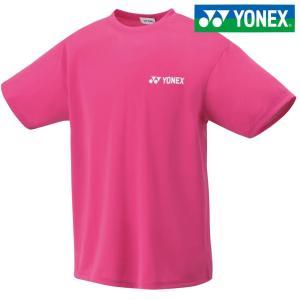 ヨネックス YONEX テニスウェア ジュニア ジュニアドライTシャツ 16400J-654 2018SS|sportsjapan