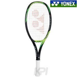 「2017新製品」「ガット張り上げ済」YONEX ヨネックス 「EZONE 25 Eゾーン25  17EZ25G」ジュニアテニスラケット|sportsjapan