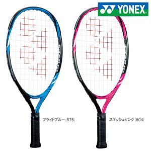 ヨネックス YONEX テニスジュニアラケット ジュニア Eゾーン ジュニア19 EZONE Junior19 「ガット張り上げ済み」 17EZJ19G|sportsjapan