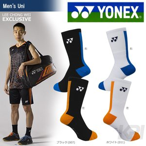 バドミントン ウェア メンズ  ヨネックス YONEX ソックス 19001LCW  2017新製品|sportsjapan