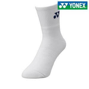 ヨネックス YONEX テニスアクセサリー メンズ メンズハーフソックス 19122-011 sportsjapan