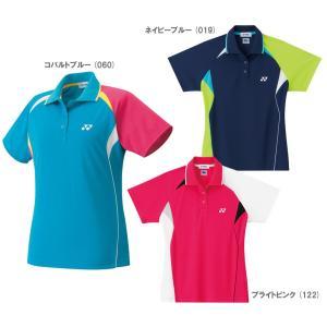 『即日出荷』YONEX ヨネックス ≪Ladie's レディースシャツ スリムロングタイプ  20227≫ゲームシャツ・パンツ〔テニスウェア〕「SS」 sportsjapan