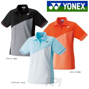 Yonex ヨネックス [ジュニアポロシャツ 20337J]テニスゲームシャツ・パンツ ウェア「FW」『即日出荷』|sportsjapan