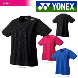 「2017新製品」YONEX(ヨネックス)「WOMEN レディース シャツ 20357」ウェア「2017SS」KPI+|sportsjapan