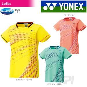 「2017新製品」YONEX ヨネックス 「WOMEN レディース シャツ 20394」ウェア「2017FW」|sportsjapan