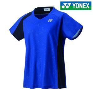 ヨネックス YONEX テニスウェア レディース シャツ/レギュラータイプ 20428-472 2018SS|sportsjapan