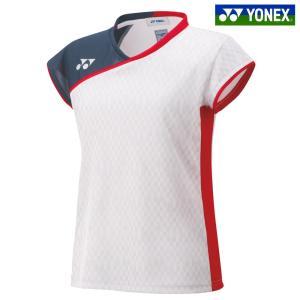 ヨネックス YONEX バドミントンウェア レディース ゲームシャツ フィットスタイル  20433 2018FW ※受注後納期確認|sportsjapan