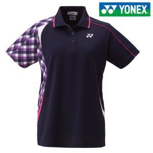 ヨネックス YONEX テニスウェア レディース ウィメンズゲームシャツ 20439-019 2018SS|sportsjapan