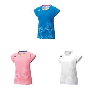 「365日出荷」 ヨネックス YONEX バドミントンウェア レディース ゲームシャツ フィット  20564 2020SS 『即日出荷』 sportsjapan